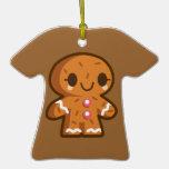 pan de jengibre Han de la galleta del gingerman Ornamentos Para Reyes Magos
