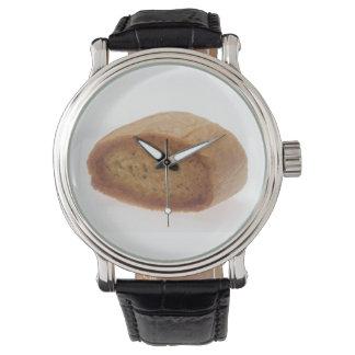 Pan del Baguette Relojes De Pulsera