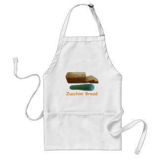 Pan del calabacín delantales