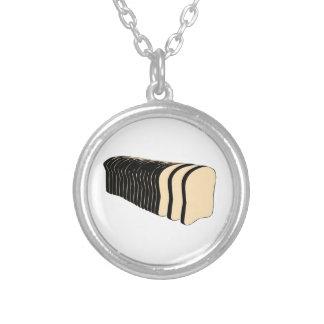 Pan del pan cortado grimpolas personalizadas