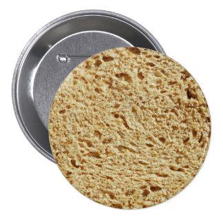 Pan entero del grano pin redondo de 3 pulgadas
