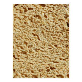 Pan entero del grano postales