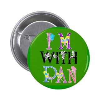 Pan Fan Gear Pins