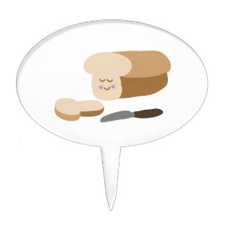 Pan feliz figura para tarta