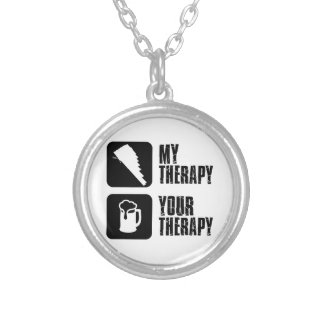 pan flute my therapy pendant