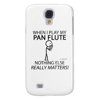 Pan Flute Nothing Else Matters Samsung Galaxy S4 Case