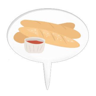 Pan francés figuras para tartas
