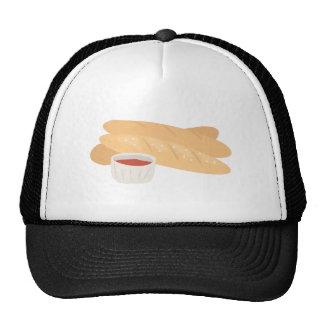 Pan francés gorros bordados