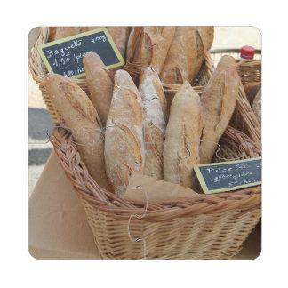 Pan francés por ProvenceProvence Posavasos De Puzzle