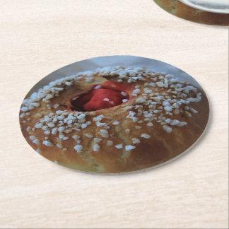 Pan francés por ProvenceProvence Posavasos Desechable Redondo