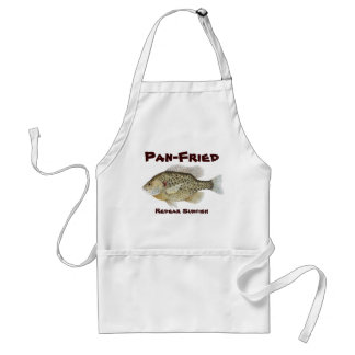 Pan-Fried Fish Adult Apron