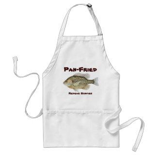 Pan-Fried Fish Adult Apron