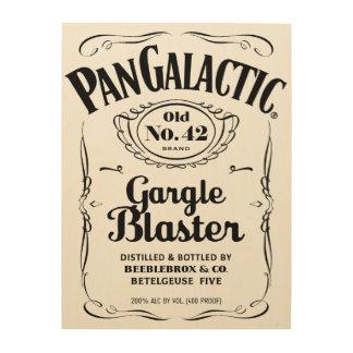 Pan Galactic Gargle Blaster Art
