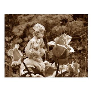 Pan Garden postcard