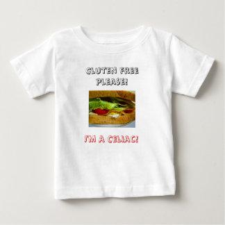 ¡Pan, gluten libre por favor! ¡, Soy un celiaco! T-shirt