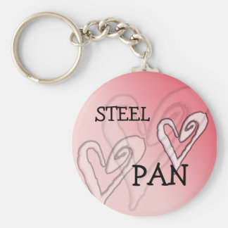 Pan Heart keychain