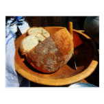 Pan hecho en casa postal