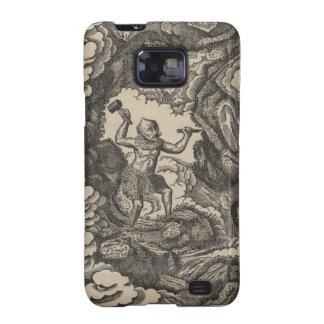 Pan-Kou-Chee Samsung Galaxy S II Case (AT&T model) Samsung Galaxy S2 Cover