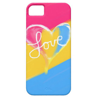 pan love iPhone SE/5/5s case