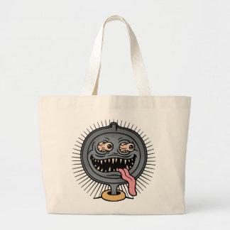Pan Ned Large Tote Bag