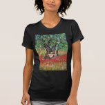 PAN, OLIVE TREE AND POPPY FIELDS TEE SHIRTS