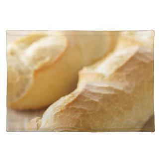 Pan, palillo francés manteles individuales