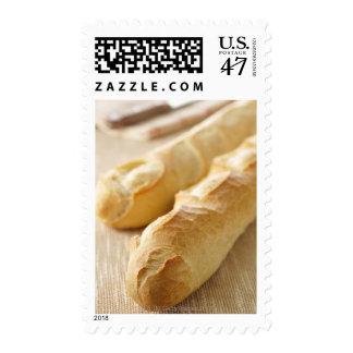 Pan, palillo francés sello