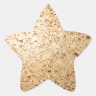 Pan Pegatina En Forma De Estrella