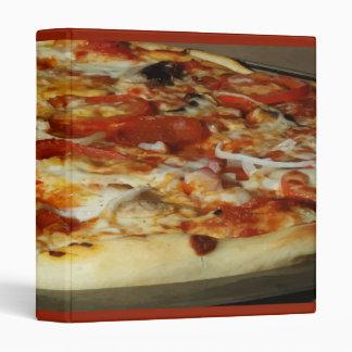 Pan Pizza Binder