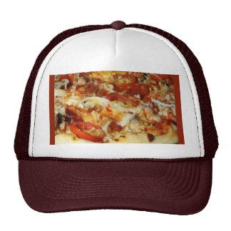 Pan Pizza Cap Trucker Hat