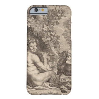 Pan playing floods barely there iPhone 6 case