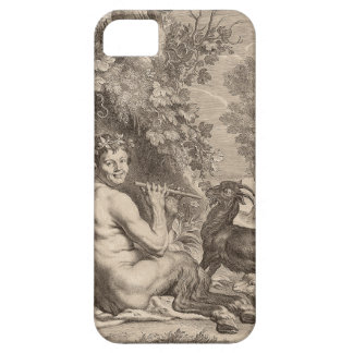 Pan playing floods iPhone SE/5/5s case