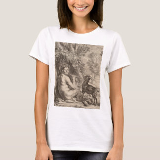 Pan playing floods T-Shirt