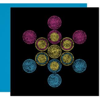 pan Sacred circles Card