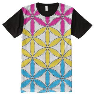 pan sacred geometry All-Over-Print T-Shirt