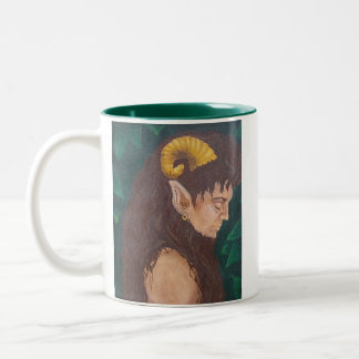 Pan Two-Tone Coffee Mug
