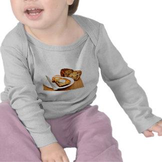 Pan y canela de pasa camisetas