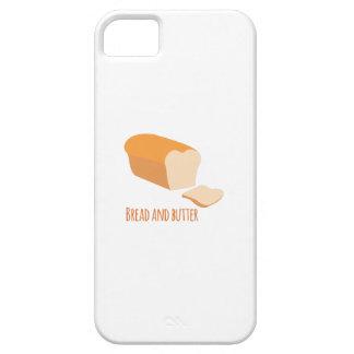 Pan y mantequilla iPhone 5 funda