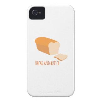 Pan y mantequilla Case-Mate iPhone 4 cárcasa