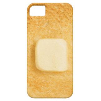 Pan y mantequilla iPhone 5 cárcasa