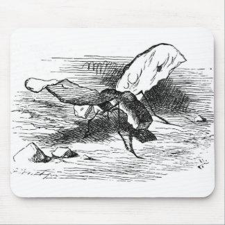 Pan-y-Mariposa Alfombrillas De Raton