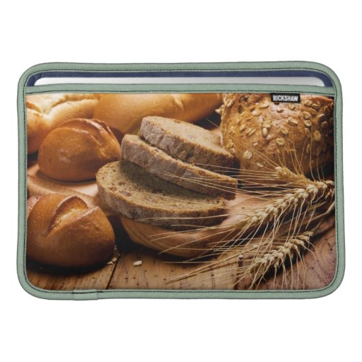 Pan y trigo funda para macbook air
