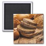 Pan y trigo iman de nevera