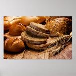 Pan y trigo posters