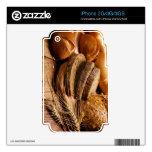 Pan y trigo skin para el iPhone 2G