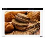 Pan y trigo skins para 43,2cm portátil