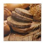 Pan y trigo tejas  ceramicas