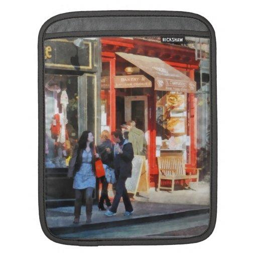 Panadería del Greenwich Village Manga De iPad