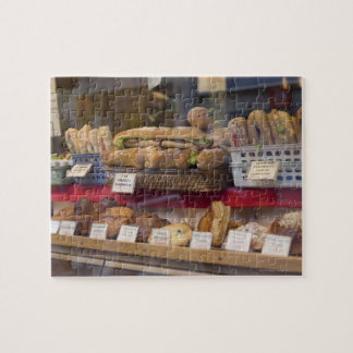 Panadería en París Rompecabeza