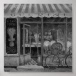 Panadería Guerini Hornear(Italia) Charcoil O Atw Posters